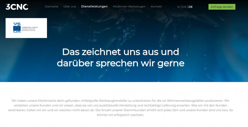 optimizacija spletne strani tuji trg