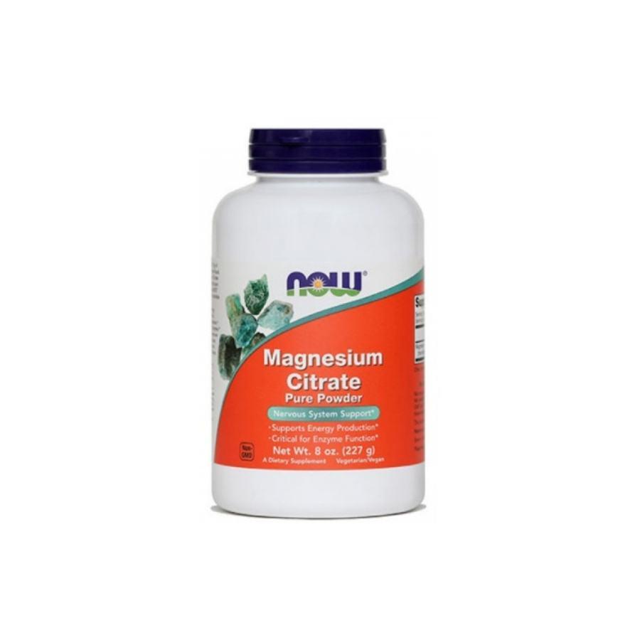 Napotki za prehranjevanje pri pohodništvu - Now Magnezijev citrat v prahu